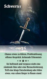 Ass der Schwerter