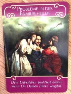 Probleme in der Familie heilen