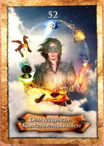 Der magische Kartenverwandler